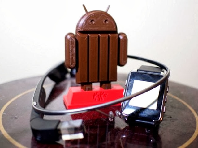 android-kitkat-and-wearable