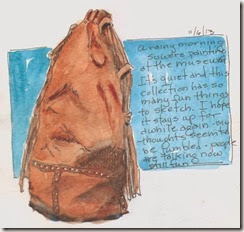 david bag sketch