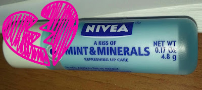 laurel likes it nivea lip balm does not