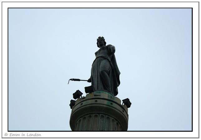The Goddess, GrandPlace, Lille