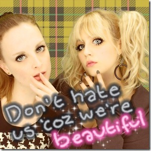 I'm only beautiful in purikura!