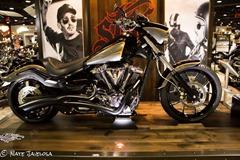 Progressive International Motorcycle Show Bikes