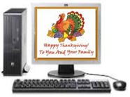 Happy Thanksgiving from vCloudInfo, HyperVInfo & vCloudInfo.com!