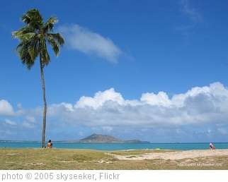 'Kailua Beach.' photo (c) 2005, skyseeker - license: http://creativecommons.org/licenses/by/2.0/