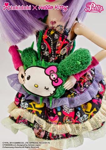 Pullip Violetta Tokidoki x Hello Kitty 14