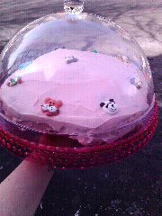 I baked a cake!!