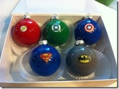palline supereroi