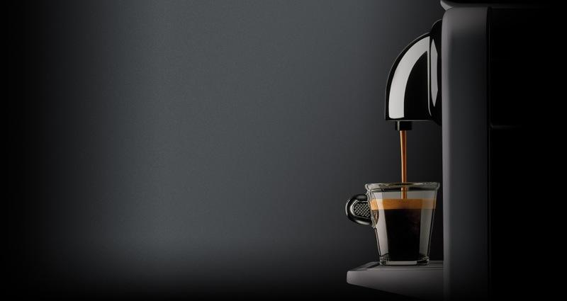 Why purchase a nespresso machine background