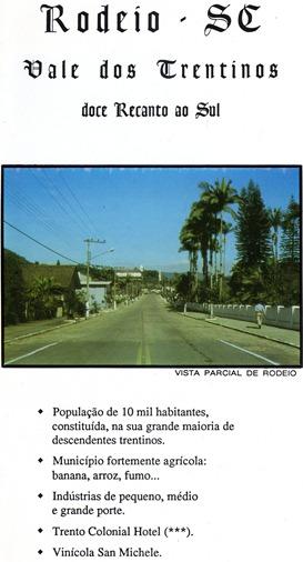 Encontro de Jovens CS _ Blumenau 1992_1993 -RODEIO SC_ Brasil