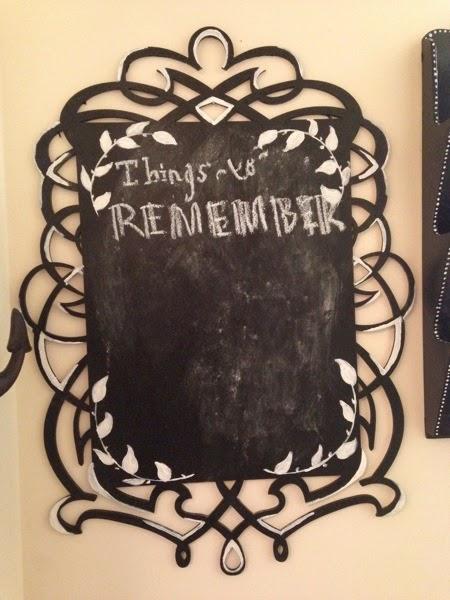 Chalkboard 2014 II