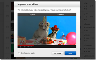 imbunatateste imaginea video