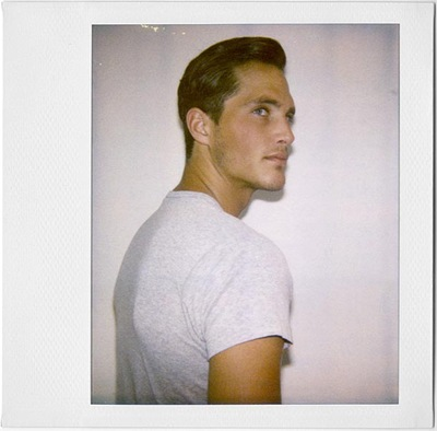 Ollie Edwards @ FM | Polaroids courtesy of FM, October 2011