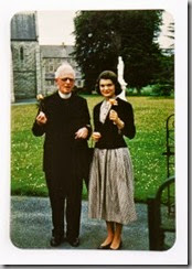 Fr-Joseph-Leonard-and-JKB-with-roses-at-All-Hallows-College-1950--213x300[1]