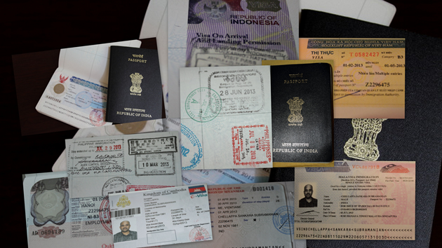 Visas for South East Asia on an Indian Passport
