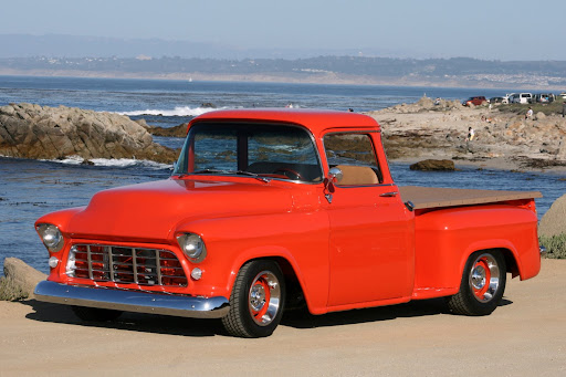 chevrolet 57 chevy pickup