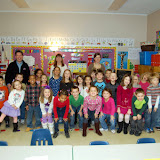 WBFJ Cici's Pizza Pledge - North Hills Christian - Mrs. Campbell & Mrs. Seamon's Kindergarten Class-