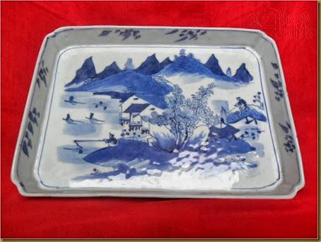 Nampan keramik motif pemancing.psd