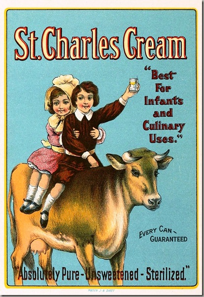 Art-Poster-Advertisement-St-Charles-Cream