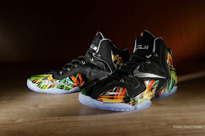 nike lebron 11 gr everglades 2 08 The Nike LeBron 11 Everglades Drops in 4 Days