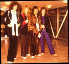 Queen in some point of the mid-70s