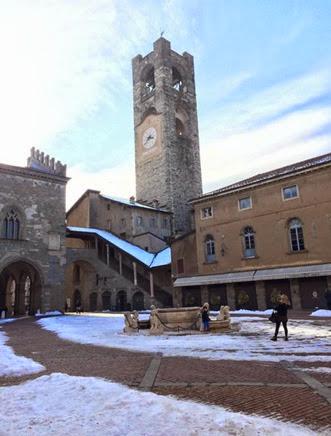 Bergamo, Piazza Vecchia