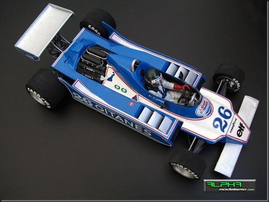 Ligier JS11-4
