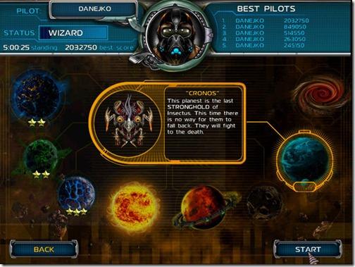 Star Defender 3 - Enemy Game