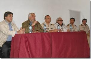 El curso tiene lugar en el Cine Arenas de San Bernardo