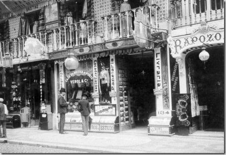 Casa Verol & Cª. (Rua Augusta)