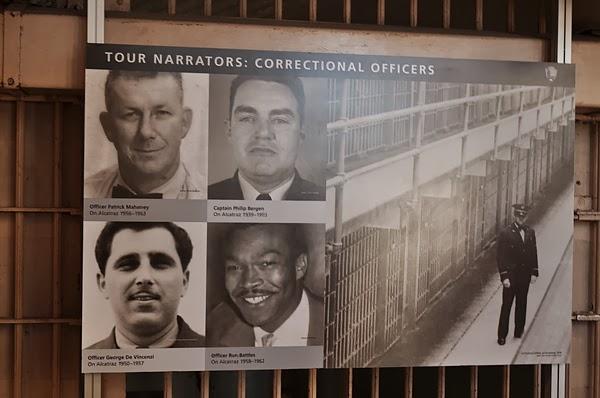 為導覽獻聲的前獄卒們