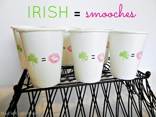irish equals smooches