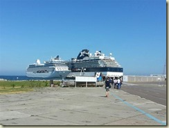 20130727_Constellation and Oceania Nautica (Small)