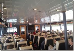 Interior Catamarã