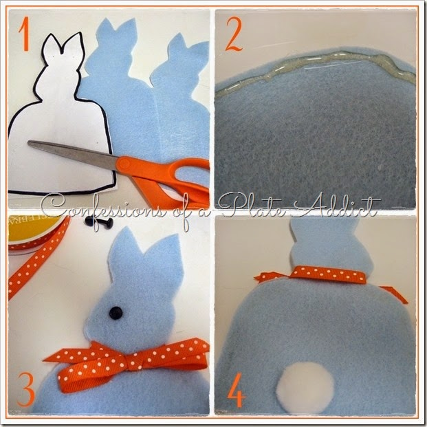 CONFESSIONS OF A PLATE ADDICT No-Sew Egg Cozy Tutorial