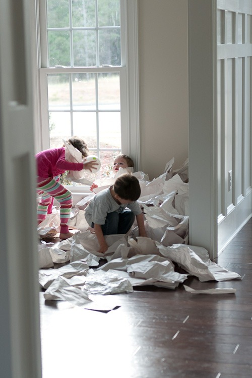 Kids playing in paper blog-2