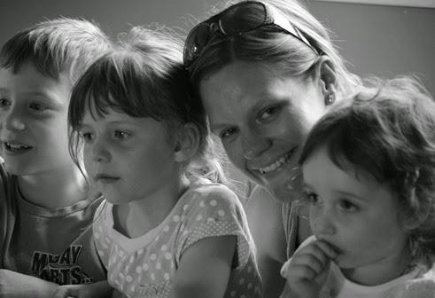 Jill and kids 2