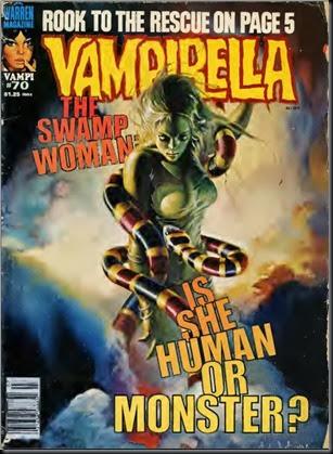 Vampirella July 1978