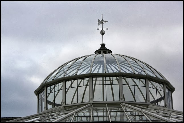 Wind Vane at The Conservatory at Chiswick House