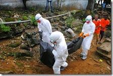 Ebola peggiore epidemia dall'AIDS