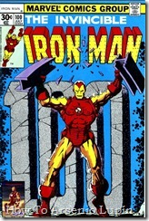 P00012 - El Invencible Iron Man #100
