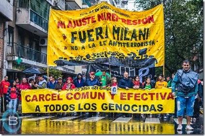 Cabecera Marcha EMVJ Rosario