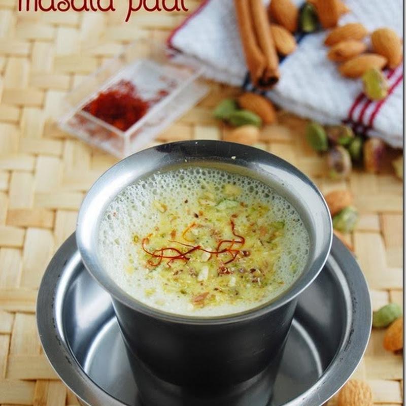 Madras masala paal / masala milk