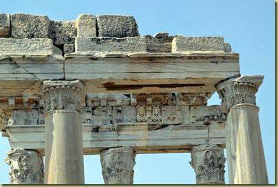 Pergamon Temple Trajan Frieze Detail