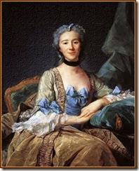 Pintor Jean-Baptiste Perronneau, nacido en Francia, 1715-1783