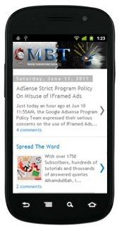 mobile-blog-version