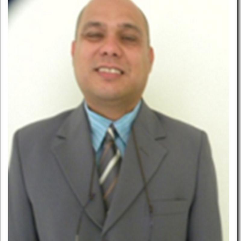 O Vice-Ideal: Dr. Pedro Valdir Amaro Gurgel