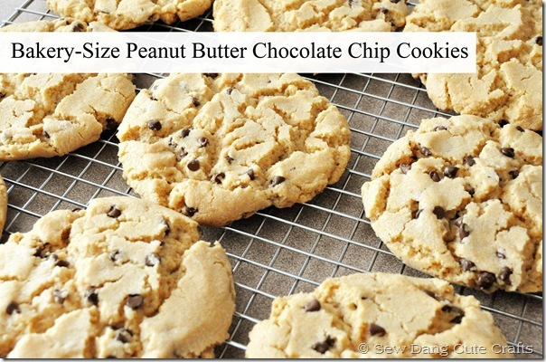 Bakery-size-peanut-Butter-cookies 2