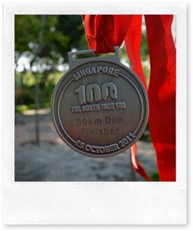TNF Medal