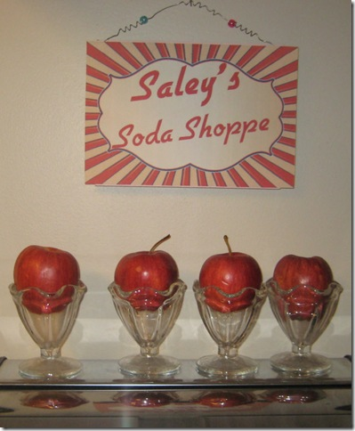 Saley Soda Shop