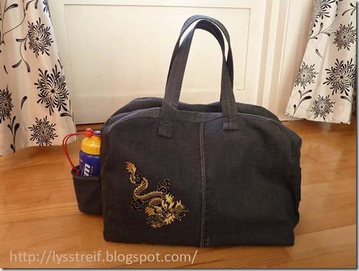 lysstreif väska